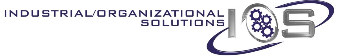Industrial/Organizational Solutions