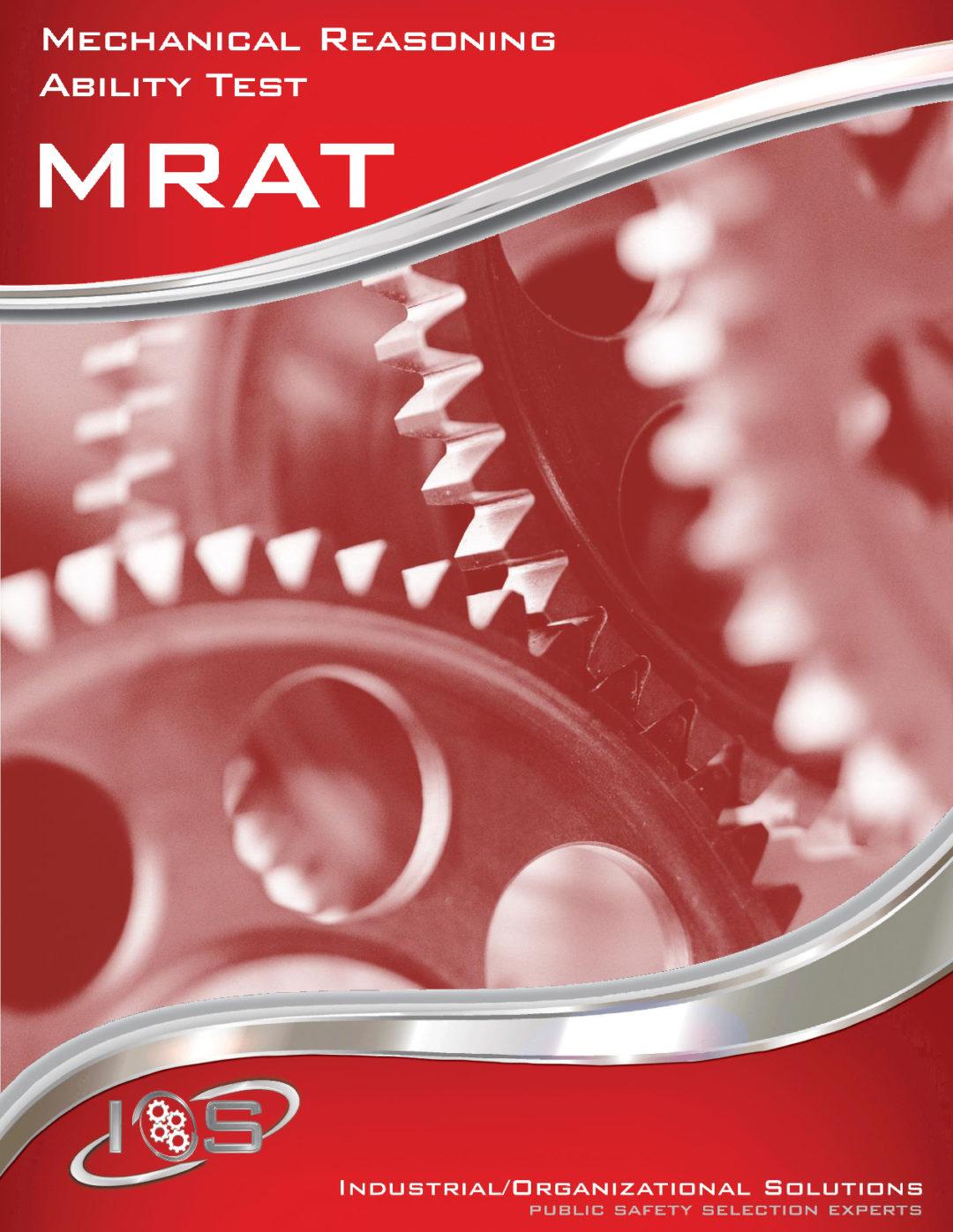 Mechanical Reasoning Ability Test - MRAT