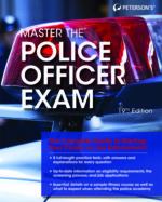 Peterson's Master the Police Officer Exam – 19th Edition – Hard Copy