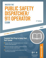 ARCO's Master the Public Safety Dispatcher/911 Operator Exam – Hard Copy
