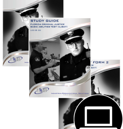 CJBAT Elite Study Package for Law Enforcement Officers – Online