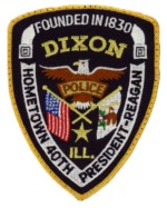 Dixon, IL Police Officer Job Application