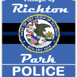 Richton Park, IL Police Officer Job Application